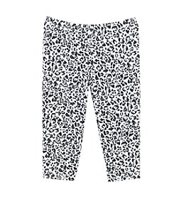 Little Miss Attitude Mix & Match Girls' 2T-6X Capri Leggings