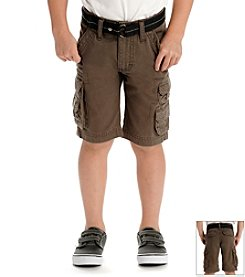 Lee® Boys' 4-7X Solid Cargo Shorts