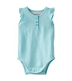 OshKosh B'Gosh® Baby Girls' Sleeveless Striped Bodysuit
