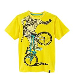 DKNY® Boys' 2T-20 Short Sleeve Freestylin' Tee