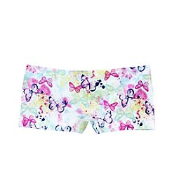 Maidenform® Girls' XS-XL Seamless Butterfly Boyshorts