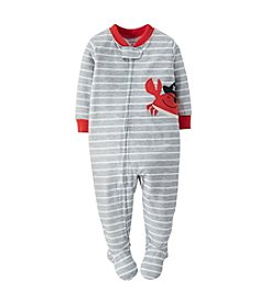 Carter's® Baby Boys' Pirate Crab One Piece Footed Pajamas