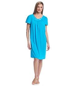 Miss Elaine® Short Sleep Gown