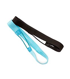 Exertek® 2 Pack Active Headbands - Turquoise and Black