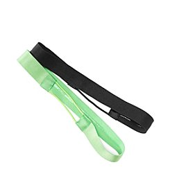 Exertek® 2 Pack Active Headbands - Lime and Black