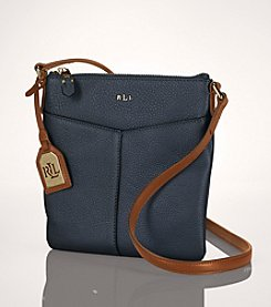 Lauren Ralph Lauren® Landrey Medium Flat Crossbody