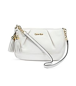 Calvin Klein Mary Pebble Demi Satchel
