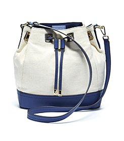Calvin Klein Mary Drawstring Shoulder Bag