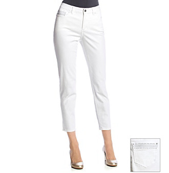 Upc 716356042211 Jones New York Signature Soho Ankle Jeans Upcitemdb Com