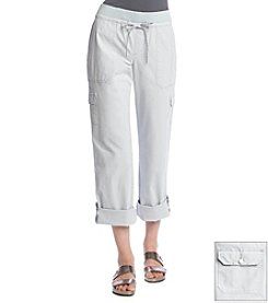 Jones New York Sport® Roll Hem Crop Pants
