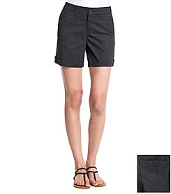 Jones New York Sport® Elastic Waist Shorts