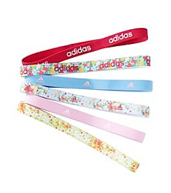 adidas® 6 Pack Graphic Hairbands