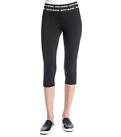 DKNY JEANS® Cropped Leggings