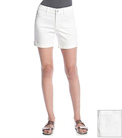 NYDJ Roll Cuffed Shorts