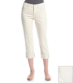 NYDJ® Wide Cuff Capri Pants