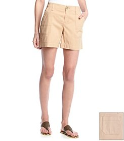 Vintage America Blues Daffodil Bermuda Shorts