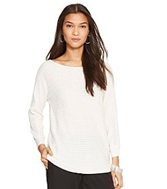 Lauren Ralph Lauren® Cable-Knit Boatneck Sweater