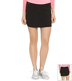 Lauren Active® Two-Toned Skort
