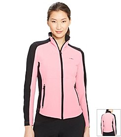 Lauren Active® Color-Blocked Full-Zip Jacket