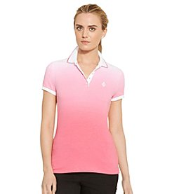 Lauren Active® Ombre Polo Shirt