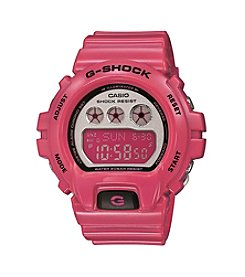 Baby-G® Women's Crazy Color Pink Watch