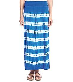 AGB® Tie Dye Maxi Skirt
