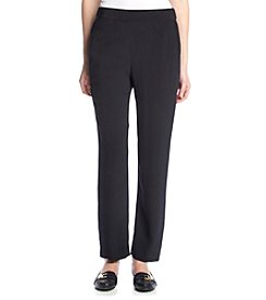 Chaus Flat Front Pant