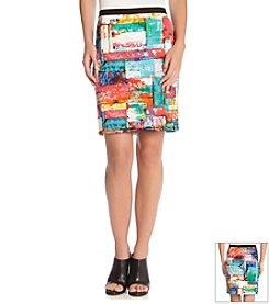 Karen Kane® Full Spectrum Pencil Skirt