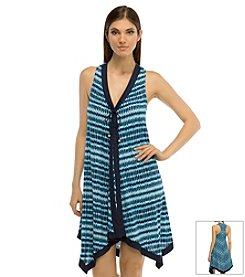 Coco Reef® Wonderland Geo Scarfdress Cover Up