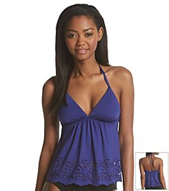 Laundry Belladonna Solid Tankini Top