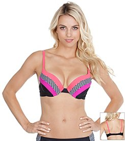 Maidenform® Little Star D-Cup Swim Bra Top