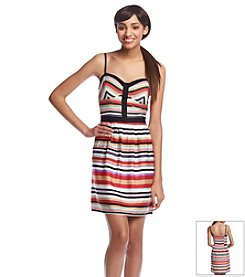 Jessica Simpson Striped Cami Dress