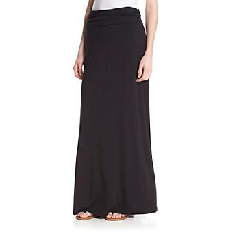 Sequin Hearts® Maxi Skirt plus size,  plus size fashion plus size appare