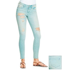 Jessica Simpson Destructed Supper Skinny Jeans