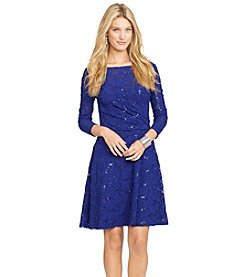 Lauren Ralph Lauren® Sequin Day Dress