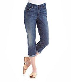 Vintage America Blues™ Boho Crop Jeans