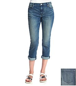 DKNY JEANS® Soho Skinny Rolled Crop