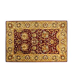 Bashian Wilshire RED-HG117 Area Rug
