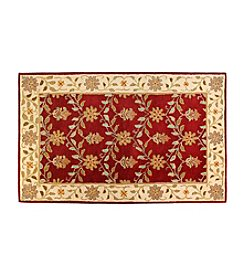 Bashian Venezia Collection RED-CL109 Area Rug