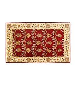 Bashian Venezia Collection RED-CL109 Area Rug