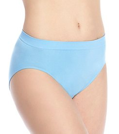 Bali® Microfiber Soft Seamless Hi-Cut Panties