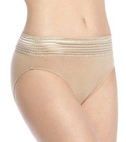 Warner's Hi-Cut Solid Panties