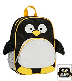 Rockland Jr. My First Penguin Backpack