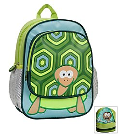 Rockland Jr. My First Turtle Backpack
