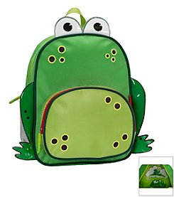 Rockland Jr. My First Frog Backpack