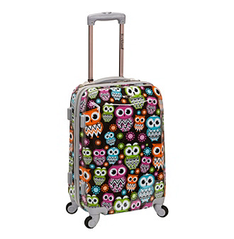 "Rockland Owl 20"" Carry-On"