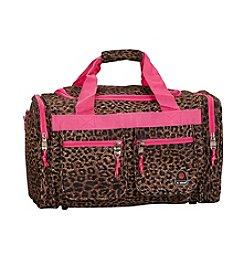 Rockland Pink Leopard 19