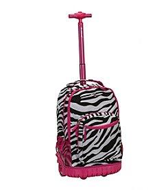 Rockland Pink Zebra 19