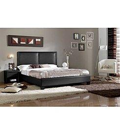 Baxton Studios Moderne Modern Platform Bed