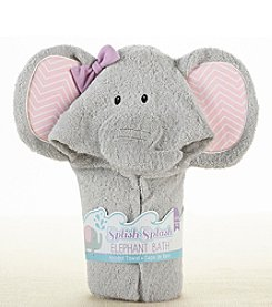 Baby Aspen Elephant Hooded Spa Towel